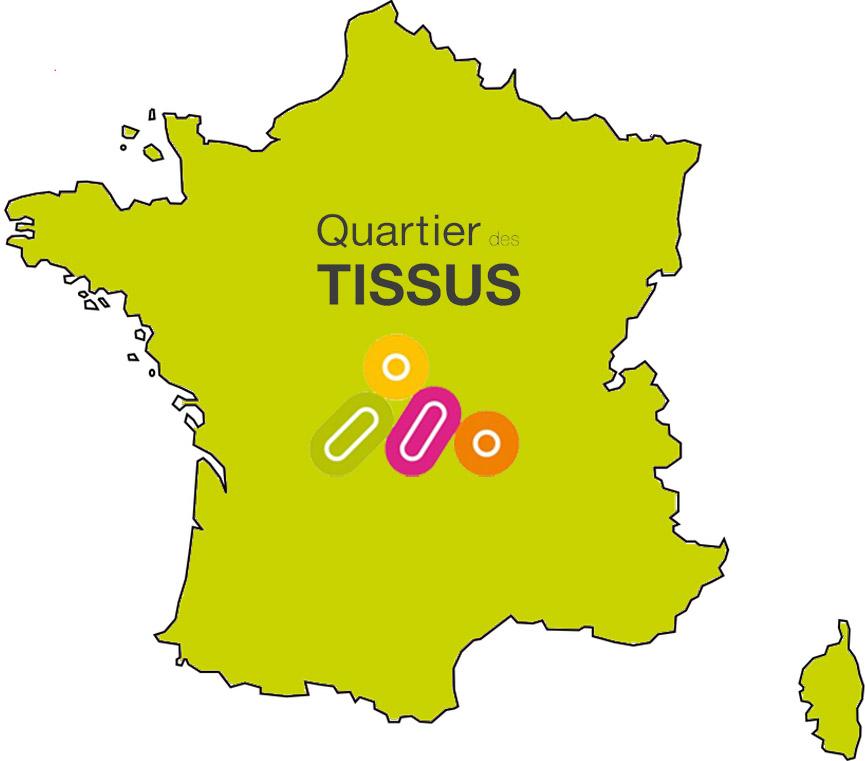 Le Quartier Des Tissus en France